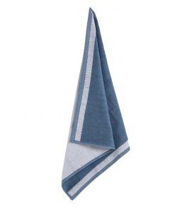 BYRKLUND Keukendoek Dry Hands Blauw - 50x50 cm (Walra)Terug  Herstellen  Verwijder  Dupliceren  Opslaan  Opslaan en verder bewerken